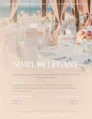 Page 3 | Simply Elegant Wedding Package