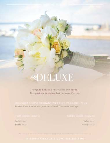 Page 4 | Deluxe Wedding Package